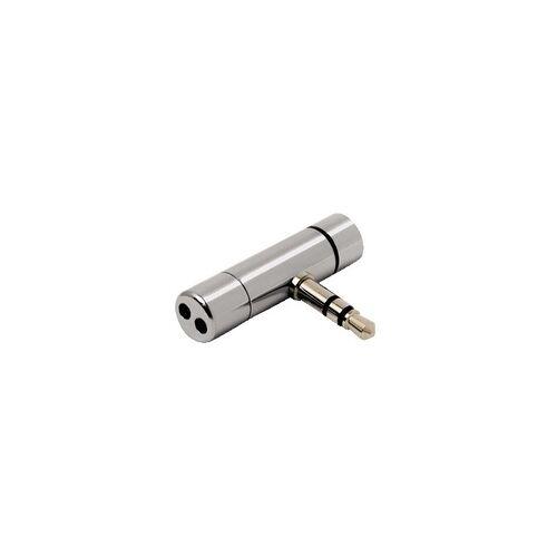 Hama 00057151 Notebook Mini-Mikrofon (Silber)