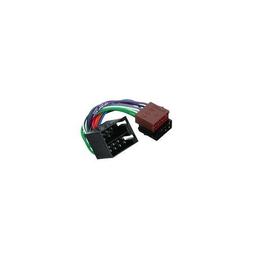 Hama 00045754 Kfz-Adapter ISO-ISO (Lautsprecheranschluss)