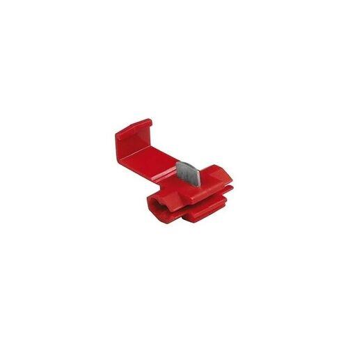 Hama 00045793 Klemmverbinder Rot 5 Stück (Rot)