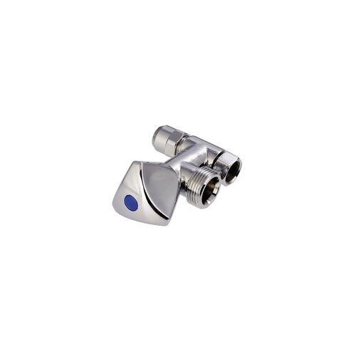 Hama 110817 Maschinenanschluss (Chrom)