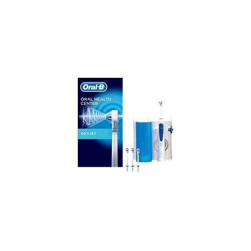 Oral B Professional Care OxyJet Munddusche Mono- oder Rotationswasserstrahl (Weiß) (Versandkostenfrei)