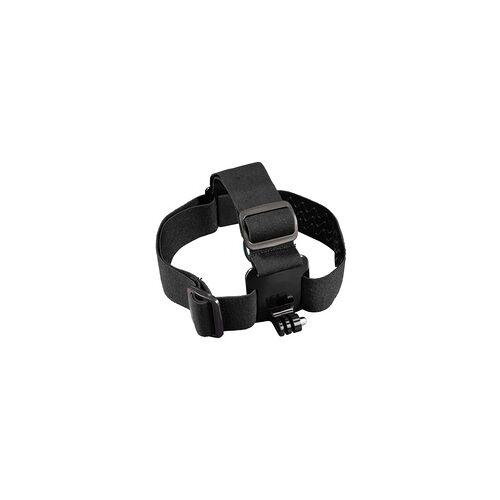 Hama 00004359 Kopfhalterung für GoPro (Schwarz)