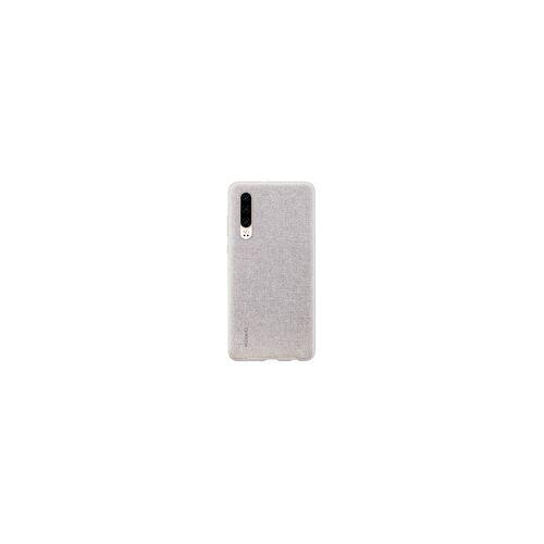 Huawei 51992994 Cover PU Case für HUAWEI P30 (Grau)