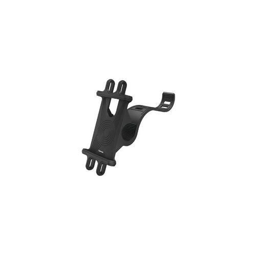 Hama 00183250 Uni-Smartphone-Fahrradhalter (Schwarz)