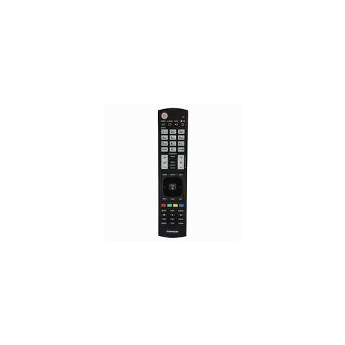 Hama ROC1128LG Ersatzfernbedienung für LG TVs (Schwarz)