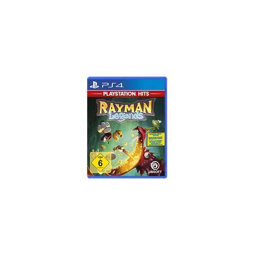 Ak tronic PlayStation Hits: Rayman Legends (PlayStation 4)