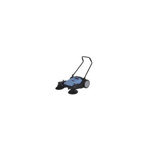 Wisch-Star® Kehrmaschine AF70 Handkehrmaschine grau