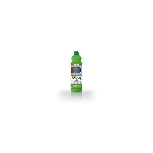 Wisch-Star® Lorito® Purito CARE Hochleistungswischpflege Wischpflege PU-Reiniger Vinylpflege Bodenpflege 1 Liter