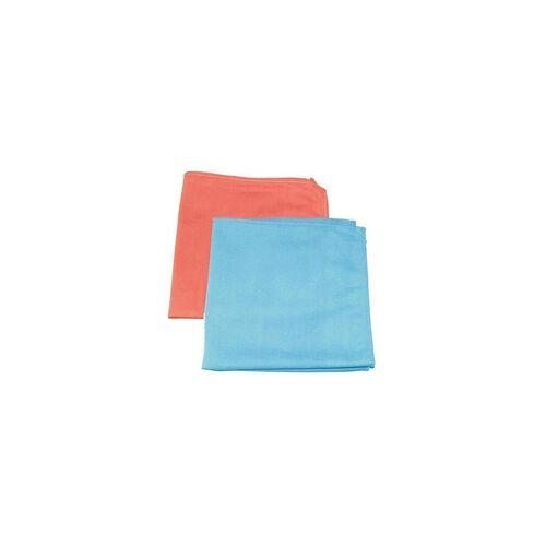 Wisch-Star Fenstertuch Microfasertuch für Fenster blau klein