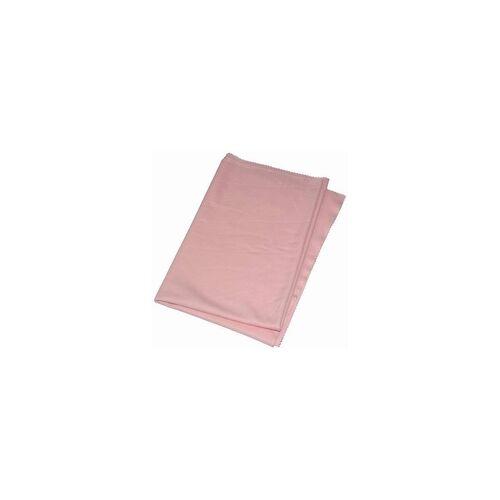 Wisch-Star® Microfasertuch Xtrafine Bodentuch Mikrofaser 70x50 cm Rot