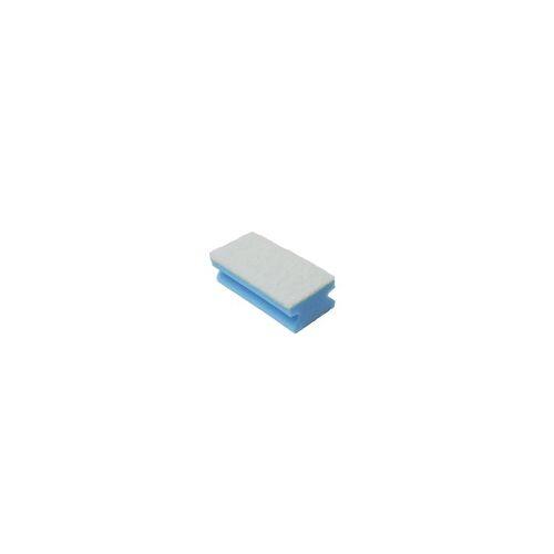 Wisch-Star Schwamm Topfreiniger Schwammpad 15 x 9,5 cm blau