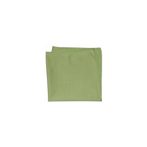 Wisch-Star Fenstertuch Microfasertuch für Fenster, grün klein