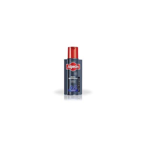 Alpecin Aktiv Shampoo A2 250ml fettende Kopfhaut