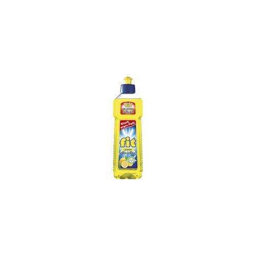 Fit Geschirrspülmittel Lemon 500 ml