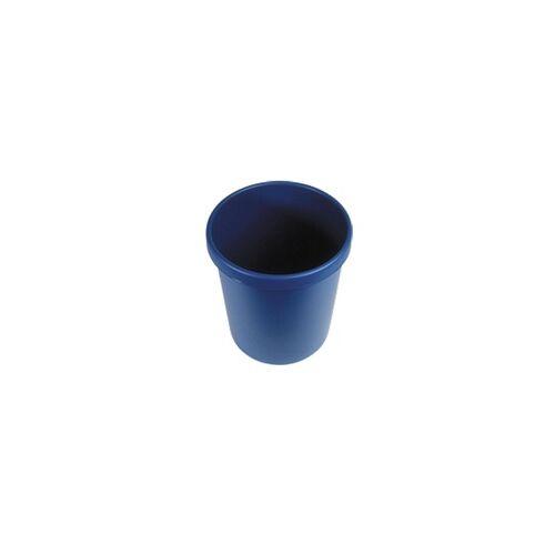 Wisch-Star Wischstar Papierkorb Abfalleimer Mülleimer blau