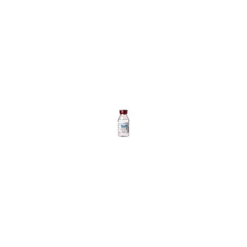 Braun KOCHSALZLÖSUNG 0,9% Glasfl. 100 ml