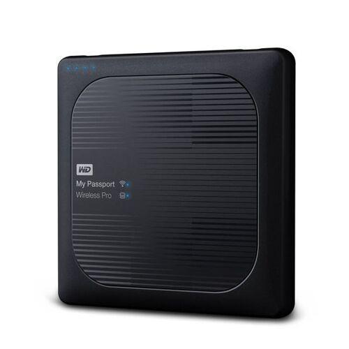 Western Digital My Passport Wireless Pro 4TB WiFi
