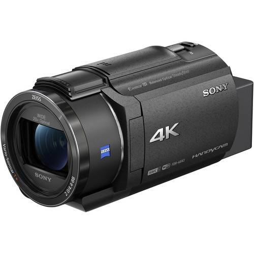 Sony FDR-AX43 4k-Videokamera Schwarz (FDRAX43B.CEE)