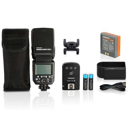 Hahnel MODUS 600RT MK II Wireless Kit für Sony