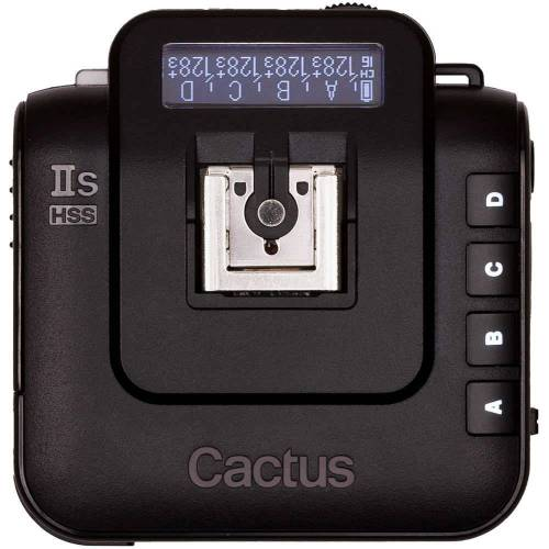 Cactus Wireless Flash Transceiver V6 IIs