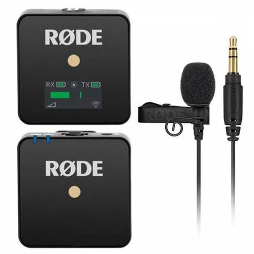 Rode Red Wireless GO + Lavalier GO Mikrofon-Kit