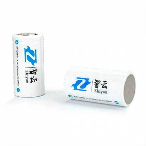 Zhiyun 2x Batterij 26500 für Crane-M en Crane Plus