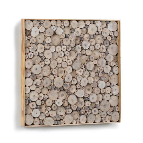 Kave Home - Johari Wunddekoration 49 x 49 cm