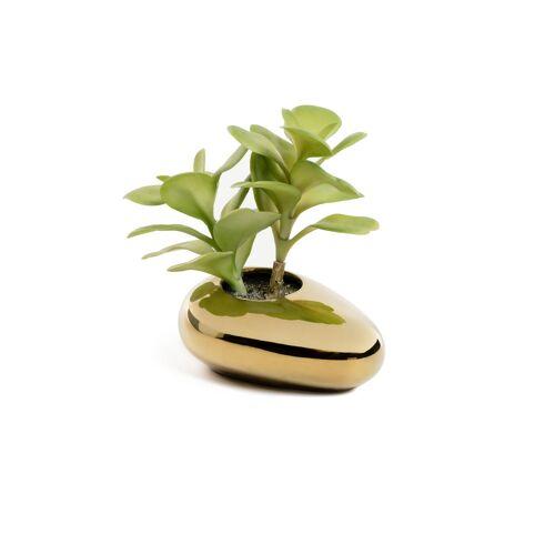 Kave Home - Kunstpflanze adenium obesum