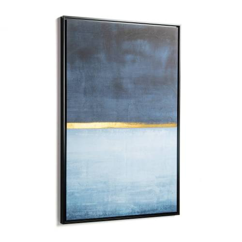 Kave Home - Wrigley Bild, blau
