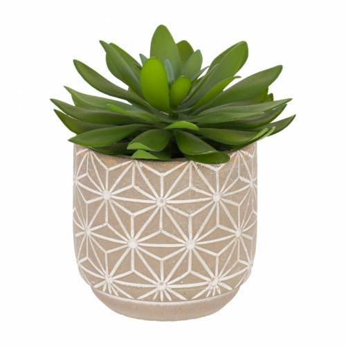 Kave Home - Kunstpflanze Kaktus