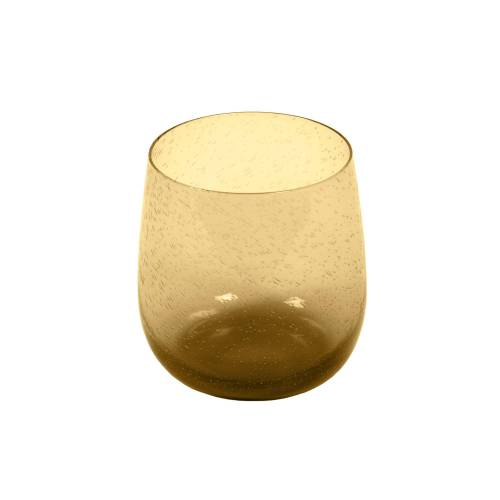 Kave Home - Gelbes Dusnela Glass