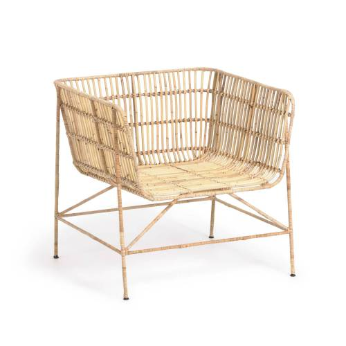 Kave Home - Aiala Rattan Sessel
