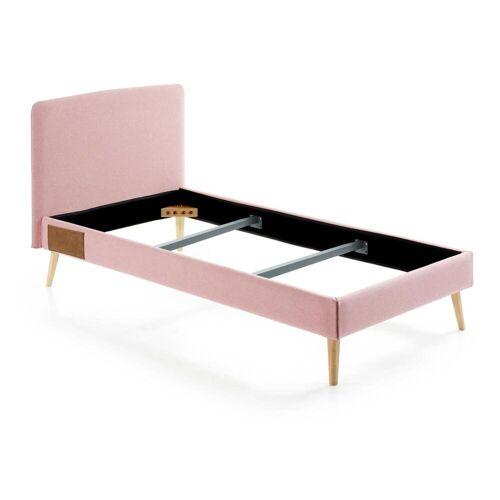 Kave Home - Dyla Bettbezug 90 x 190 cm, rosa