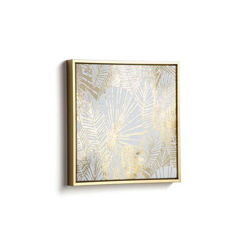 Kave Home - Imogen goldenes Bild