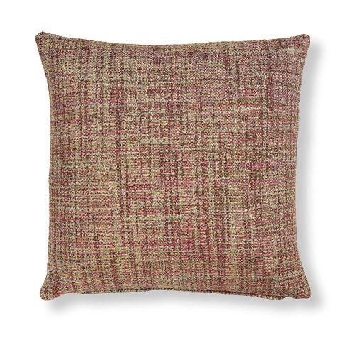 Kave Home - Boho Kissenbezug 45 x 45 cm, rosa