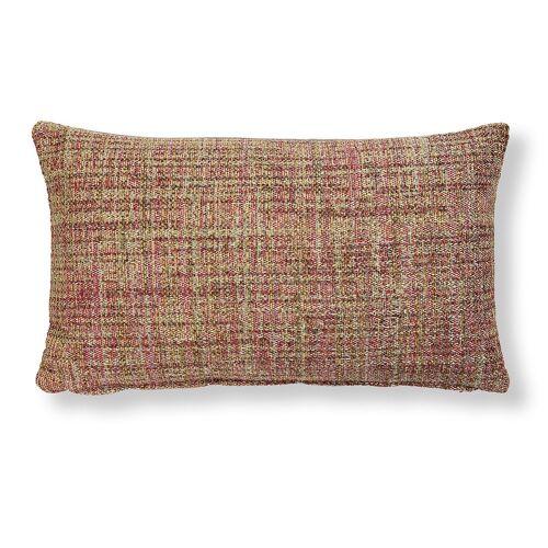 Kave Home - Boho Kissenbezug 30 x 50 cm, rosa