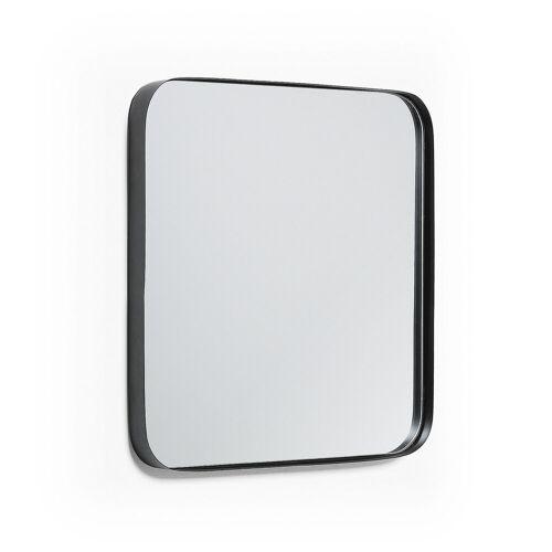 Kave Home - Marco Spiegel 40 x 40 cm, schwarz