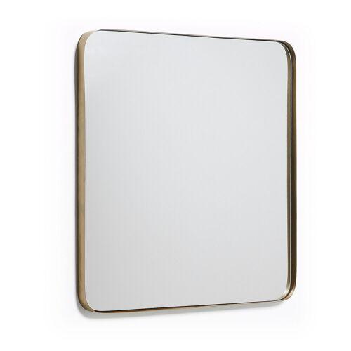 Kave Home - Marco Spiegel 60 x 60 cm, gold