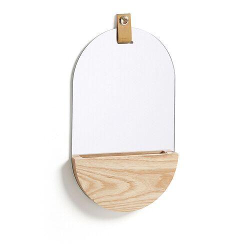 Kave Home - Brant ovaler Spiegel
