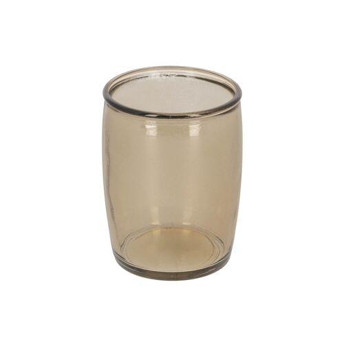 Kave Home - Trella brown bathroom cup