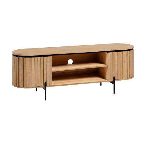 Kave Home - Licia 160 x 55 cm TV Lowboard