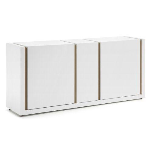 Kave Home - DE Sideboard 174 x 79 cm, weiss