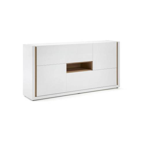 Kave Home - DE Sideboard 197 x 96 cm, weiss