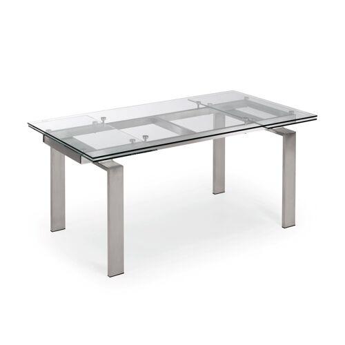 Kave Home - Nara Tisch 160 (240) x 85 cm, ausziehbar