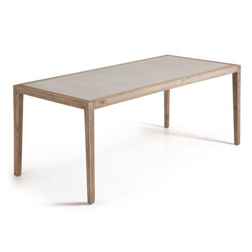 Kave Home - Vetter Tisch 200 x 90 cm FSC 100%