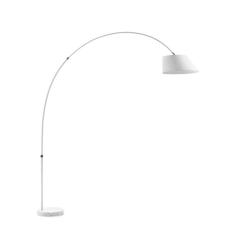 Kave Home - May Stehlampe, weiss