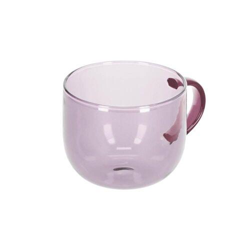 Kave Home - Alahi rosa Kaffeetasse
