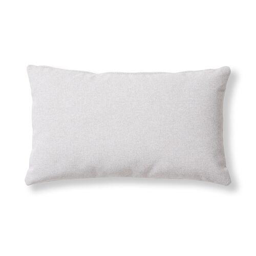 Kave Home - Kam Kissenbezug 30 x 50 cm beige