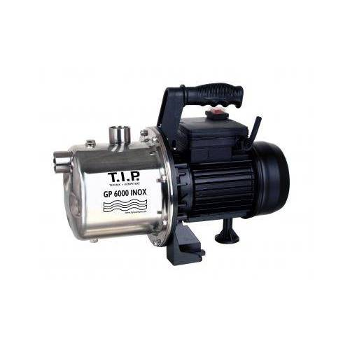 T.I.P Gartenpumpe GP 6000 INOX TIP Pumpen 31373