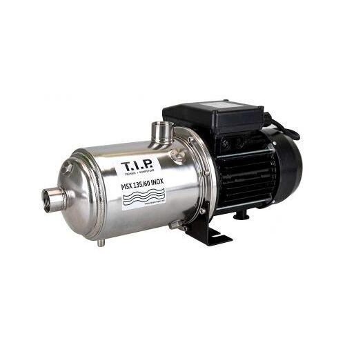 T.I.P Gartenpumpe MSX SILENT 135/60 INOX TIP Pumpen 30099